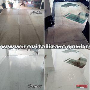 Polimento piso mármore Vitória ES
